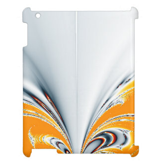 Painted Butterfly Abstract iPad Cases
