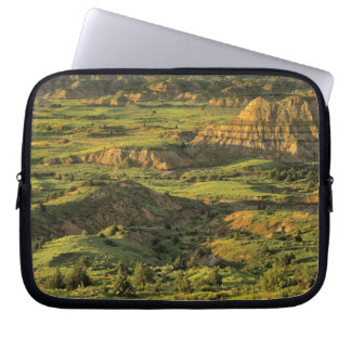 Painted Canyon After Storm in Theodore Roosevelt Laptop Computer Sleeve