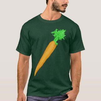 Painted Carrot T-Shirt