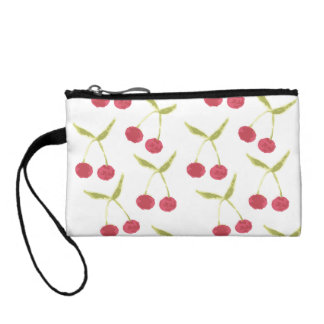 Painted Cherry Clutch