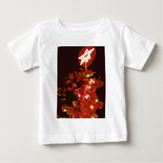 Painted Christmas Baby T-Shirt