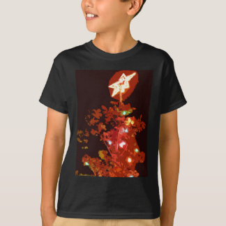 Painted Christmas T-Shirt