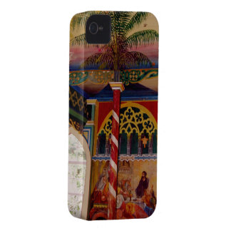 Painted Church Hawaii iPhone 4 Case