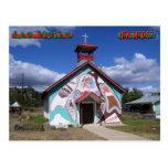 Painted Church, Montezuma New Mexico Post Card