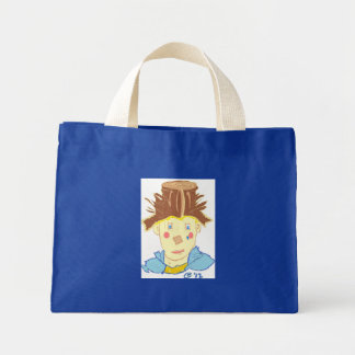 Painted Clown (Tote) Mini Tote Bag