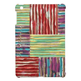 Painted Corrugate Cardboard iPad Mini Cases