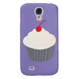 Painted Cupcake Galaxy S4 Cover