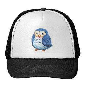 Painted Cute Owls Trucker Hat