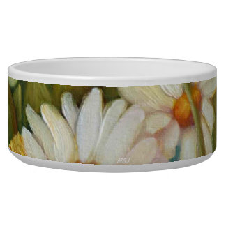 Painted Daisies Bowl