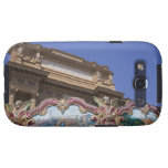 painted decorative carousel with pictures of samsung galaxy SIII cases