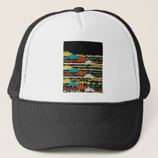 Painted Desert At Night Trucker Hat