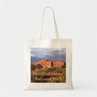 Painted Desert Inn, Petrified Forest NP, Arizona Tote Bag