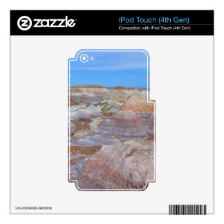 PAINTED DESERT iPod TOUCH 4G DECALS