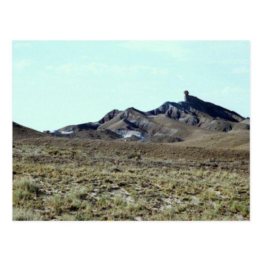 Painted Desert scene 03 Postcard