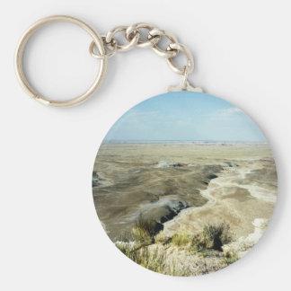 Painted Desert scene 04 Key Chains