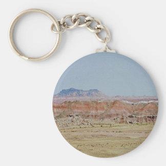 Painted Desert scene 07 Key Chain