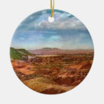 Painted Desert Vintage Ornament
