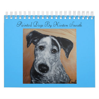 Painted Dogs Calendar