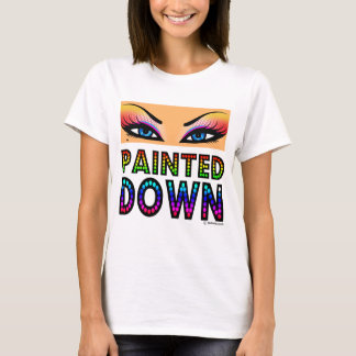 Painted Down T-shirt