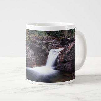 Painted Falls Giant Coffee Mug