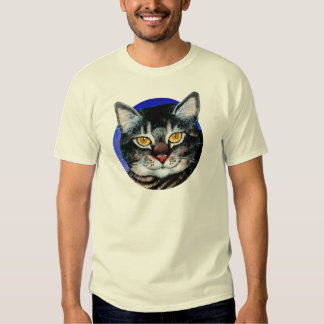 Painted Fat Cat Shirt