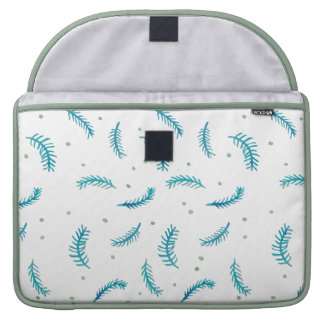 """Painted Ferns 15"""" MacBook sleeve Sleeves For MacBook Pro"""