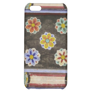 Painted Flowers iPhone 5C Cover