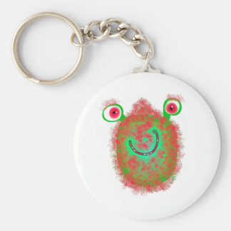 Painted Germ Keychain