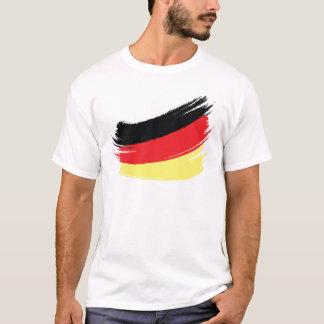 Painted german flag T-Shirt