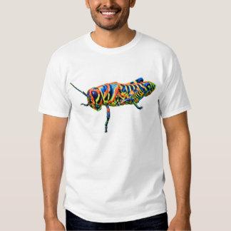 Painted Grasshopper T Shirt