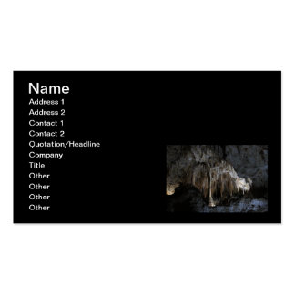 Painted Grotto Double-Sided Standard Business Cards (Pack Of 100)