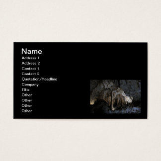 Painted Grotto Business Card
