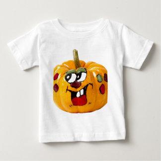 Painted Happy Pumpkin Face T-shirt