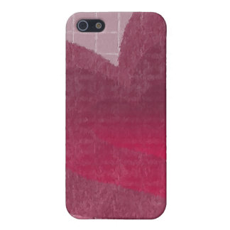 Painted Hearts iPhone 5 Case