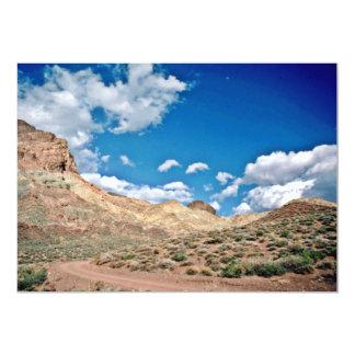 "Painted Hills 5"" X 7"" Invitation Card"