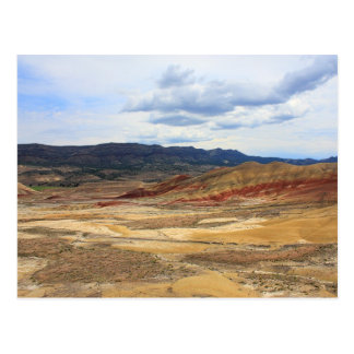 Painted Hills John Day Fossil Beds Oregon Postcard