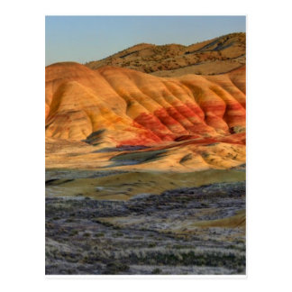 Painted Hills Postcard