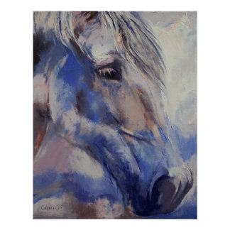 Painted Horse Print