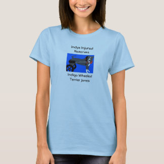 Painted Indigo T-Shirt