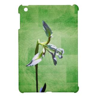 Painted Iris iPad Mini Cover