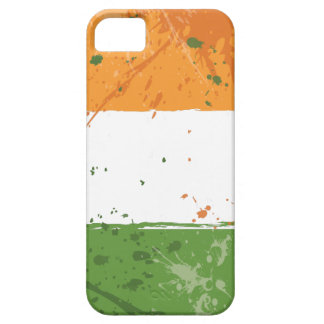 Painted Irish Flag for iPhone 5 iPhone 5 Covers