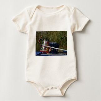 Painted Jug And Bucket Baby Bodysuit