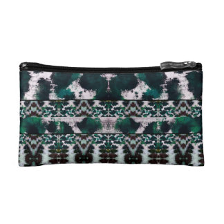 Painted Kaleidoscope Cosmetic Bags