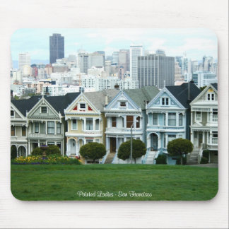 Painted Ladies Mouse Pad