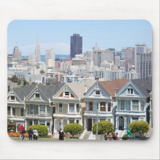 painted ladies mousepad