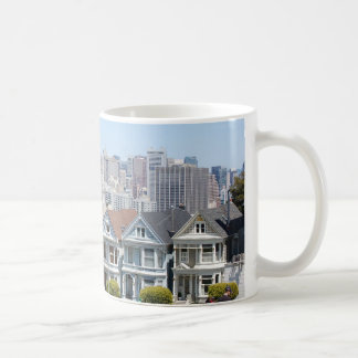 painted ladies mug