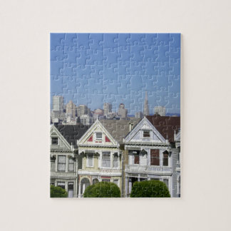 Painted Ladies Jigsaw Puzzles
