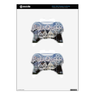Painted Ladies SF Tom WQurl.jpg Xbox 360 Controller Decal