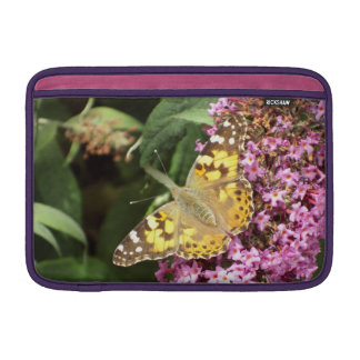 Painted Lady Butterfly 11 Inch Sleeve For MacBook Air