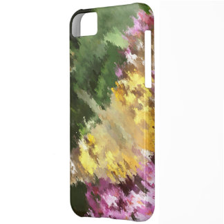 Painted Lady Butterfly Acrylic Effect iPhone 5C Covers